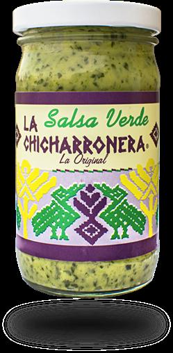 Nuestro Producto - Salsa Verde La Chicharronera